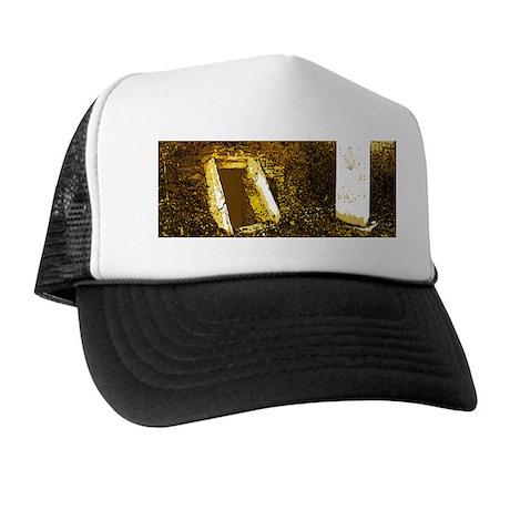 Sunset Cave Trucker Hat