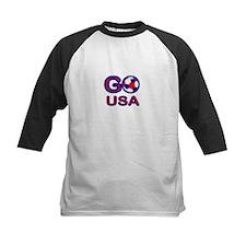 USA Soccer Go USA Tee