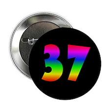 37th Birthday Button