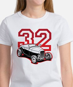 '32 Roadster in Red Tee
