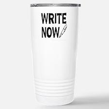 Write NOW! Travel Mug