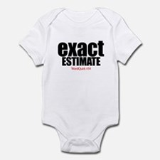 Cool One word Infant Bodysuit