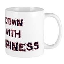 Down With Wimpiness Mug