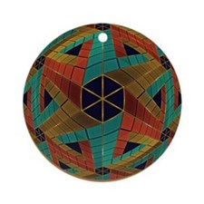 Impossible Sphere Ornament (Round)