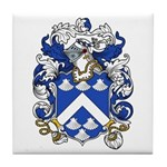 Hatcher Coat of Arms Tile Coaster