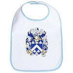 Hatcher Coat of Arms Bib