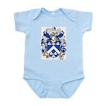 Hatcher Coat of Arms Infant Creeper