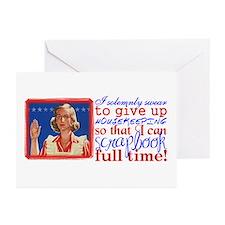 Housekeeping Greeting Cards (Pk of 10)