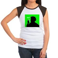iPuff Women's Cap Sleeve T-Shirt