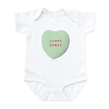 Sweetheart Infant Creeper