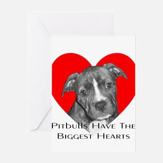 Biggest Hearts Greeting Card