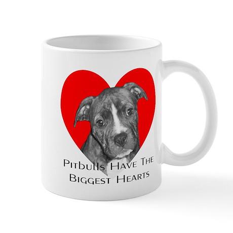Biggest Hearts Mug
