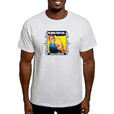 Touch My Stuff T-Shirt