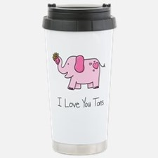 I Love You Tons - Travel Mug