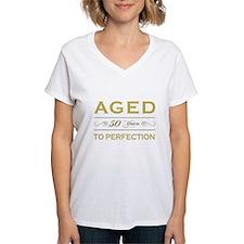 Stylish 50th Birthday Shirt