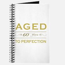 Stylish 60th Birthday Journal