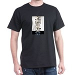 Space Missionary Black T-Shirt
