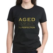 Stylish 70th Birthday Tee