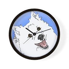 Happy Dog Clock