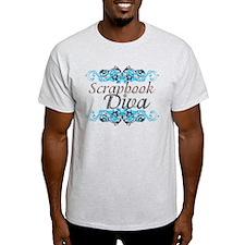 Scrapbook Diva (2) T-Shirt