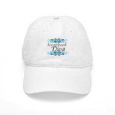 Scrapbook Diva (2) Baseball Cap