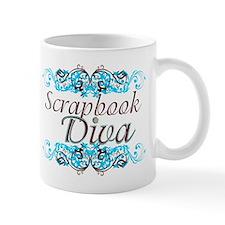 Scrapbook Diva (2) Mug