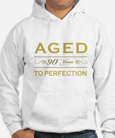 Stylish 90th Birthday Hoodie