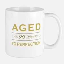 Stylish 90th Birthday Mug