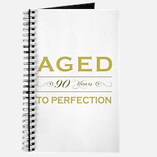 Stylish 90th Birthday Journal