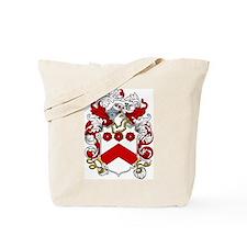 Hayles Coat of Arms Tote Bag
