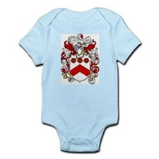 Hayles Coat of Arms Infant Creeper
