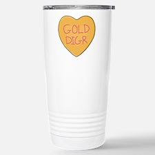 GOLD DIGR Heart - Travel Mug