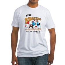 Bodacious Valentine Fitted T-Shirt
