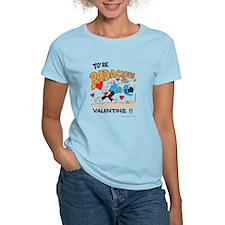 Bodacious Valentine Women's Light T-Shirt