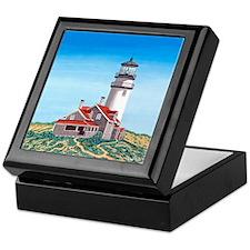 Cape Cod Light Keepsake Box