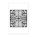 Data-Blocker OUTBreak(in) Mini Poster Print