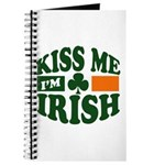 Kiss Me I'm Irish Journal