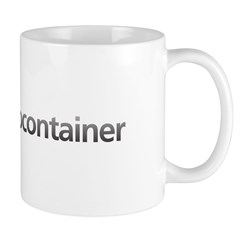 Microcontainer Mug
