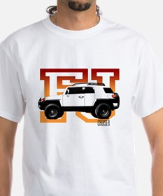 FJ Cruiser Red-Orange Shirt
