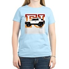 FJ Cruiser Red-Orange T-Shirt