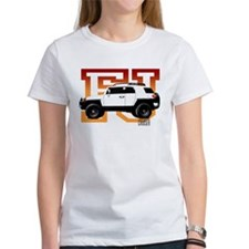FJ Cruiser Red-Orange Tee