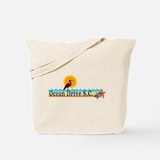 Ocean Drive Beach SC - Beach Design Tote Bag