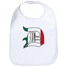 Mexican Flag D (Detroit) Bib