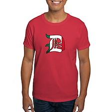 Mexican Flag D (Detroit) T-Shirt