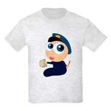 Baby Police Officer T-Shirt