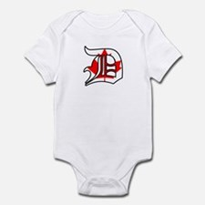Canadian Flag D (Detroit) Infant Bodysuit