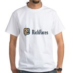 Richfaces White T-Shirt