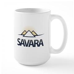Savara Large Mug