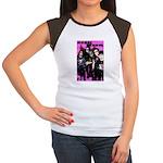 "Rebel Rebel ""Whore"" Women's Cap Sleeve T"