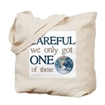 Careful Tote Bag